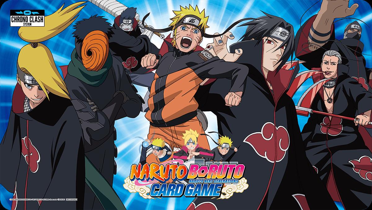 Naruto Shippuden & Boruto Set − TOURNAMENTS|Chrono Clash